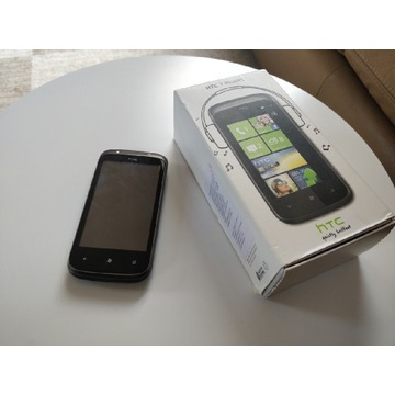 Smartfon HTC Mozart z pudełkiem