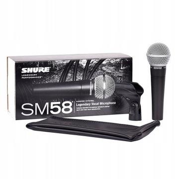 Mikrofon profesjonalny SM58