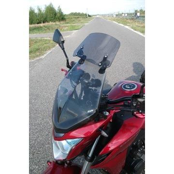 Deflektor Motocyklowy LOSTER 22,5x15cm Uniwersalny