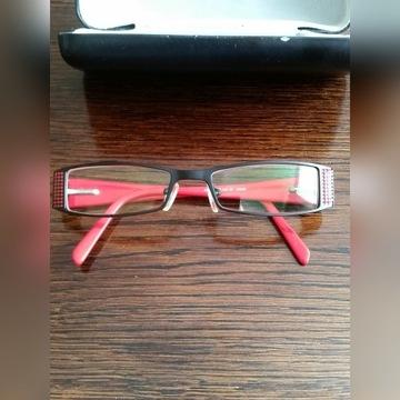 Okulary zerówki szkła antyrefleks
