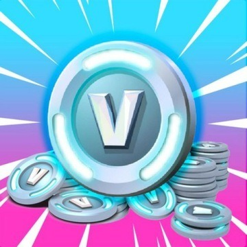 Fortnite 800 V-dolców gift na twoje konto