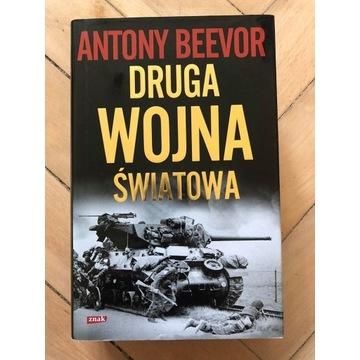 """""""Druga Wojna Światowa"""" Antony Beevor"""
