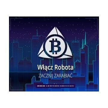 Bot-Bitcoin nowoczesny Robot kryptowalut!!!