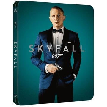 Skyfall 4K UHD STEELBOOK