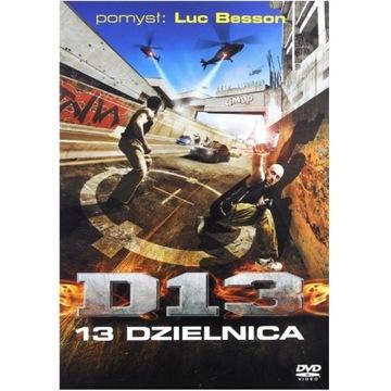 13 Dzielnica DVD
