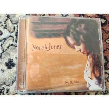NORAH JONES - FEELS LIKE HOME BLUE NOTE EX
