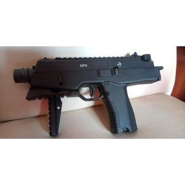 Replika MP9 KWA ASG Zestaw