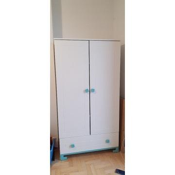Szafa 2 drzwiowa TOTO pinio