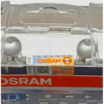 Żarówki H4 OSRAM Silverstar 2.0 Fabryczne opakowan