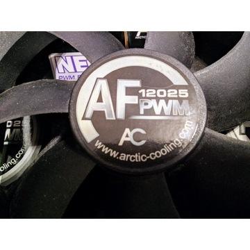 Wentylator chłodzenie Arctic 120mm 4 pin PWM 100%