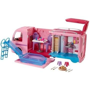 Kamper Barbie Mattel