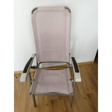Krzesło turystyczne kempingowe składane