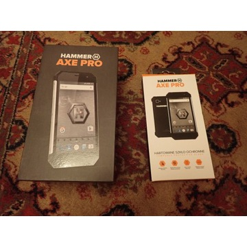 Pancerny myPhone Hammer AXE PRO + gratis. FVAT