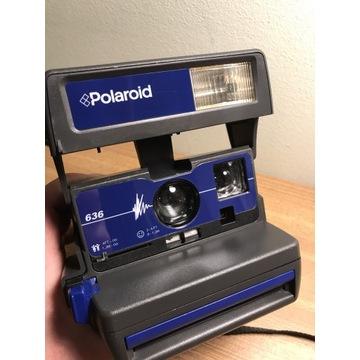 Aparat natychmiastowy Polaroid 636