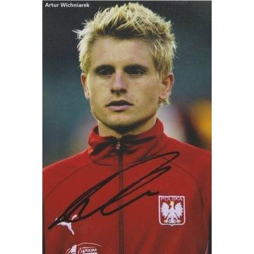Artur Wichniarek (Widzew, Hertha) AUTOGRAF