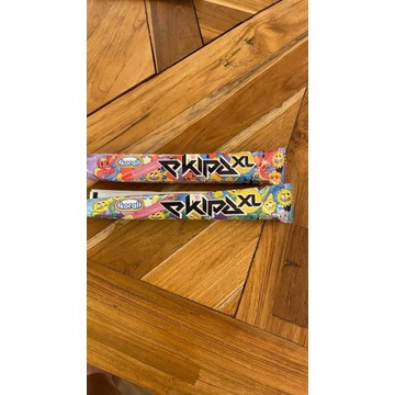 Unikatowe papierki po Lodach Ekipy XL z patyczkiem