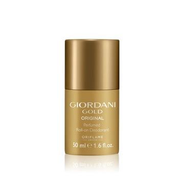 Oriflame antyperspirant Giordani Gold 50ml