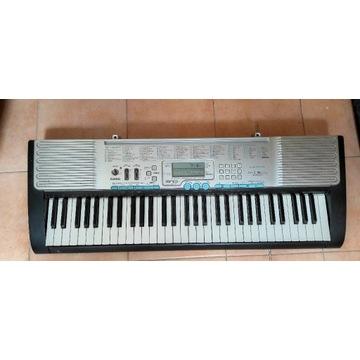 Keyboard Casio LK-220 w  bardzo dobrym stanie