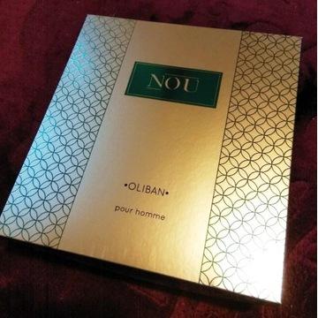 Nou Oliban unikat perfumy męskie zestaw nowe