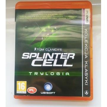 Tom Clancy`s Splinter Cell Trylogia