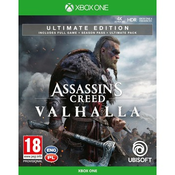 Assassins Creed Valhalla Ultimate XBOX ONE + SX/SS
