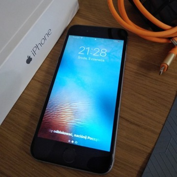 iPhone 6 16gb stan bdb