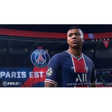 FIFA 21 PC GWARANCJA POBRANIA + 100 GIER GRATIS!
