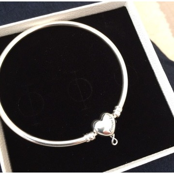 Bransoletka Pandora bangle Forever Love