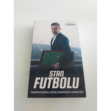 Stan Futbolu, książka stan idealny