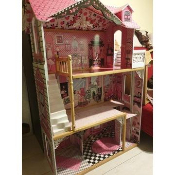 Sprzedam piękny domek dla lalek Amelia