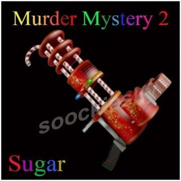 ROBLOX Murder Mystery 2 Sugar