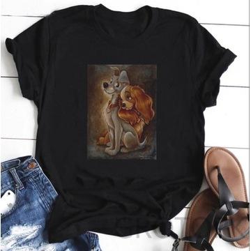Koszulka t-shirt lato Disney postacie simba S-XXL
