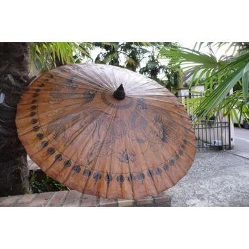 parasol lata 60te papier bambus