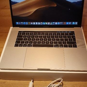 MacBook Pro 15 A1990 jak nowy i7 gwarancja 07.2021