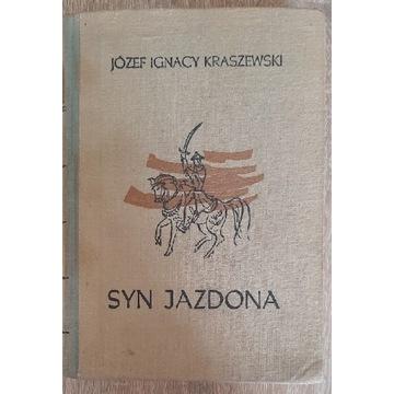 SYN JAZDONA Józef Ignacy Kraszewski