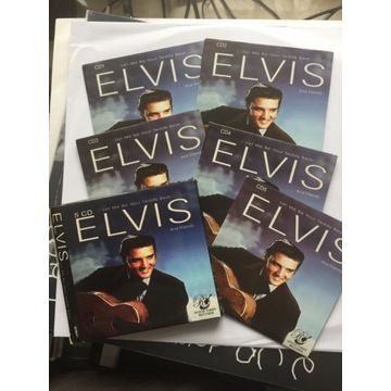 Elvis Presley And Friends - box 5cd