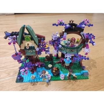 LEGO Elves 41075 kryjówka Elfów na drzewie