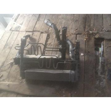 intercooler  powietrza  bmw  e87 e90 disel