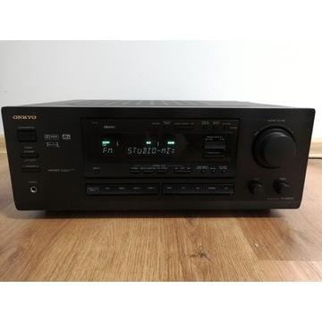 Amplituner ONKYO TX-DS575 moc 5x100Watt