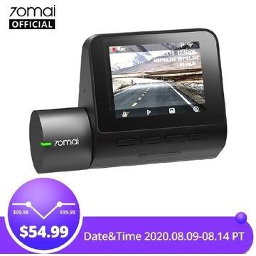 Oryginalna kamera na deskę rozdzielczą 70mai Pro