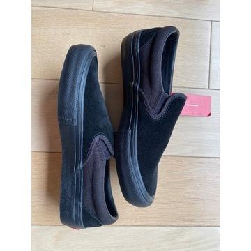 BUTY VANS CLASSIC SLIP-ON 36,5 czarne