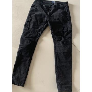 Spodnie motocyklowe męskie jeans knox