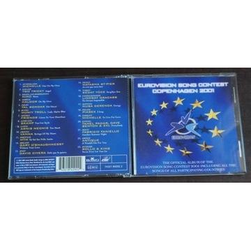 Eurowizja 2001 Kopenhaga