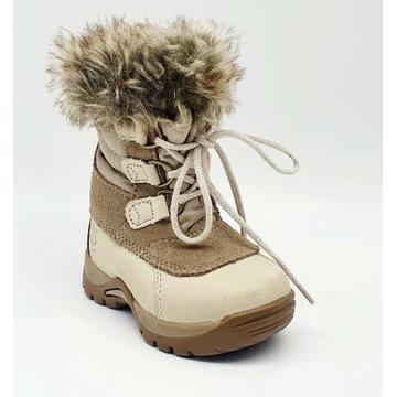 Timberland śniegowce jesien/zima r. 20 .5