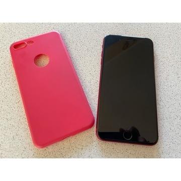 Apple iPhone 8 plus 64 GB RED + ładowarka i kabel