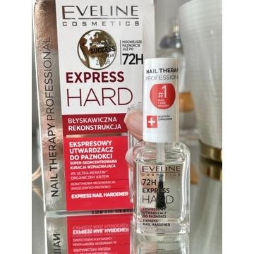 Eveline express hard utwardzacz odżywka paznokci