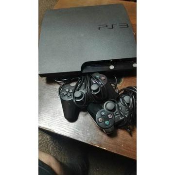 PS3 SLIM 320 GB PADx2  + PILOT