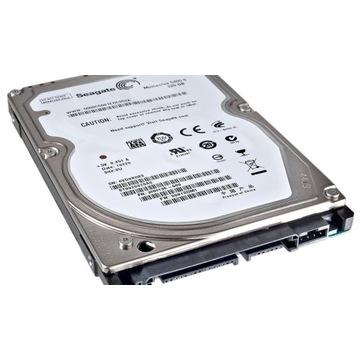 Dysk twardy 2,5 Seagate Momentus 5400.6 320 GB