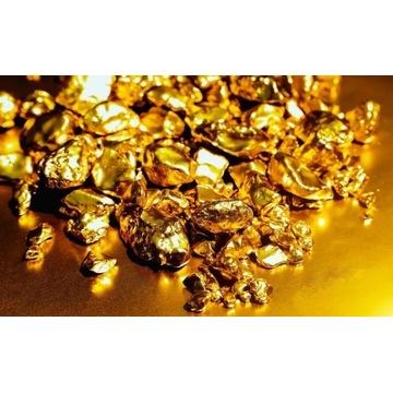 Złoto aether 100