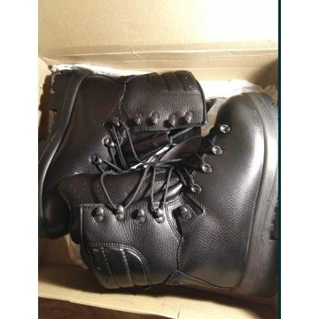 Buty wojskowe zimowe MON r. 24,5